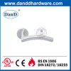 BS EN1906 SUS304 Fireproof Privacy Round Rose Door Lever Handle-DDTH008