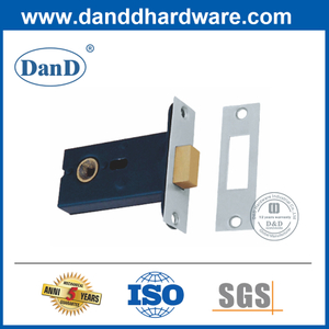 Best Solid Brass Bathroom Deadbolt for Resdiential Building-DDML032