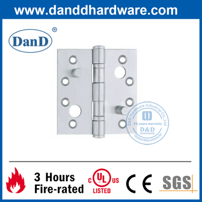 Stainless Steel 316 Ball Bearing Double Security Main Door Hinge- DDSS014