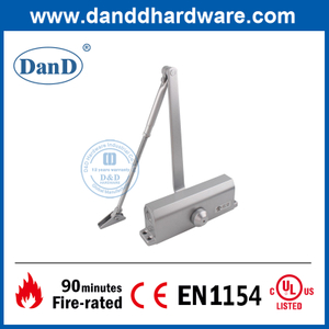 EN1154 Adjusting Security Automatic Commercial Fire Door Closer-DDDC017