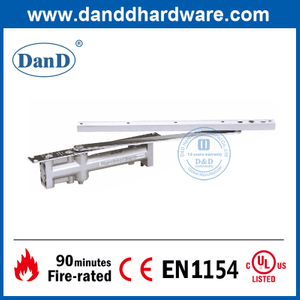 Aluminium Adjusiable Speed Spring Comcealed Sliding Door Closer-DDDC005